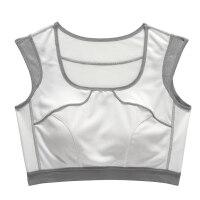 大码无钢圈运动文胸女背心跑步收副乳瑜伽运动内衣高强度减震