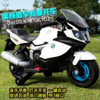 好加儿童电动摩托车 三轮车可坐人宝宝童车玩具车 室内儿童电动车