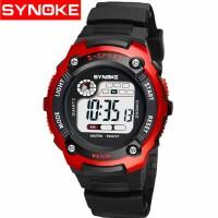 时诺刻/SYNOKE 儿童电子手表 品牌学生表儿童手表时尚男孩电子表