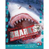 【预订】Ripley Twists: Sharks: And Other Scary Sea Creatures