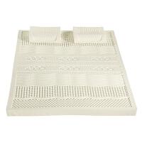 乳胶床垫5cm单人3cm橡胶床垫10cm1.5米双人1.8m 20cm厚→平面小孔含内外套 90D更舒适 1