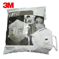 [当当自营]3M 9001VZ防尘口罩编织头带款防雾霾PM2.5男女工业粉尘(原袋包装 25个)