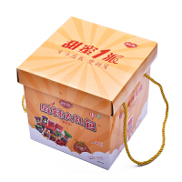 甜蜜1派鸡爪麻辣素食零食大礼包一整箱600g休闲食品年货