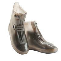 夏季短筒雨靴女士韩国时尚可爱防水水鞋男款透明雨鞋大人鞋套