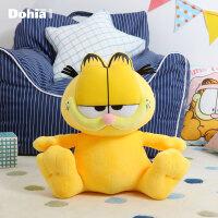 多喜爱加菲猫系列新品正版授权加菲猫公仔(小)儿童玩偶