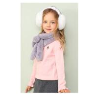 【3件3折:48.9元】暇步士童装女童套头线衣儿童线衣毛衣
