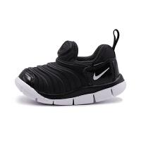 【4折�r:159.6元】耐克(Nike)�和�鞋毛毛�x童鞋舒�m�\�有蓍e鞋343938-013 黑色