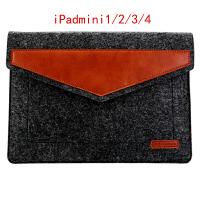 ipadmini2毛毡包收纳air平板电脑包pro12.9保护套内胆包2018新款