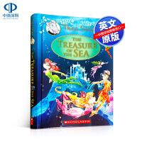 英文原版 老鼠记者:海底宝藏 精装 Thea Stilton Special Edition: The Treasure