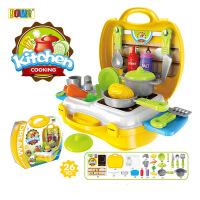 【悦乐朵玩具】儿童早教益智过家家玩具厨房收银梳妆糖果彩泥做饭玩具男孩女孩生日新年礼物