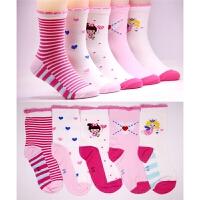 男女童袜子春秋冬款女孩小学生宝宝儿童短袜