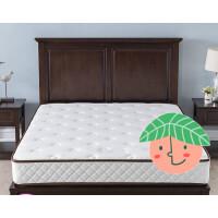 床垫双人经济型软硬两用乳胶1.8m棕垫1.5m床20cm厚弹簧床垫 独立弹簧+3E椰梦维+天然乳胶 ~约24cm