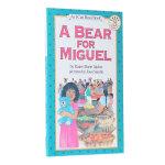 顺丰发货 (99元5件)汪培�E推荐英文原版第四阶段I Can Read, Level 3 A Bear for Mig