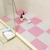 ???浴室防滑垫卫生间淋浴房拼接隔水垫子厕所厨房脚垫卫浴洗手间地垫