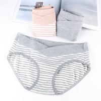 产妇透气夏季短裤头2-6个月4-7孕妇内裤低腰棉裆怀孕期