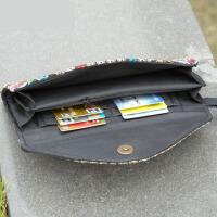 手拿包民族风2017新款刺绣花复古包女士手挽包零钱包手机包卡包