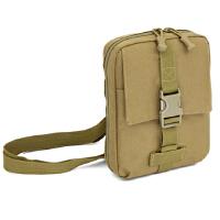 户外单肩包迷彩小包休闲旅游旅行包斜跨背包7寸平板电脑包