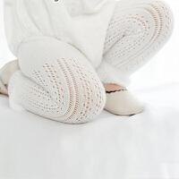 儿童连裤袜夏季薄款婴儿0-1-3岁女童白色连体打底袜宝宝春秋yly
