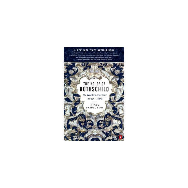 【预订】The House of Rothschild  Volume 2: The World's Banker: 1849-1999 预订商品,需要1-3个月发货,非质量问题不接受退换货。