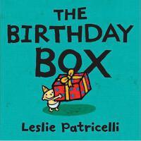 The Birthday Box 培养宝宝行为习惯系列纸板书:生日礼物
