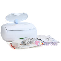 美国美狮宝婴儿湿巾加热器 宝宝暖湿纸巾盒湿巾纸保湿加温器保温