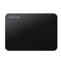 东芝移动硬盘 2tb硬盘 2TB 2.5寸 USB3.0高速硬盘 2000G东芝新小黑2t 移动硬盘2tb送东芝硬盘包