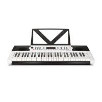 爱尔科(ECHO) 电子琴初学入门儿童成年人演奏教学型54键多功能电子琴 ARK-555