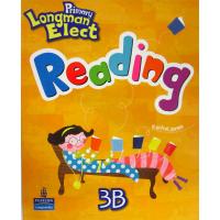 原版培生朗文少儿英语教材 Primary Longman Elect Reading 3B 阅读练习册 6-12岁香港小