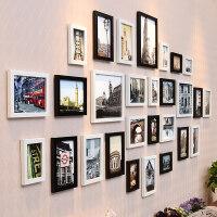 简约现代客厅照片墙装饰相框墙欧式相片框相框创意挂墙组合连体挂