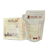 储存袋 奶水保鲜袋 存奶袋 大麦母乳