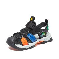 大黄蜂童鞋男童包头凉鞋2020夏季新款小学生韩版鞋子儿童沙滩鞋