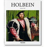 [现货]汉斯・荷尔拜因 绘画艺术作品集 画集 英文原版 Holbein 欧洲文艺复兴艺术家 油画版画 Taschen 塔森艺