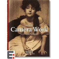摄影大师--阿尔佛雷德.斯蒂格利茨作品 Alfred Stieglitz Camara Work 英文艺术摄影图书籍