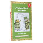 顺丰发货 (99元5件)英文原版 I Can Read, Level 2 Frog and Toad All Year