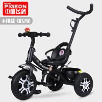 儿童三轮车脚踏车1-3-5-2-6岁大号小孩自行车轻便婴儿手推车