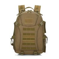 虎斑特战背包3D户外登山特战双肩包配发作战包旅游冲锋包学生背包