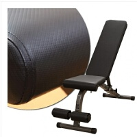 可折叠哑铃凳多功能腹肌板仰卧起坐板小飞鸟凳健身椅健身器材