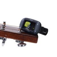 调音器尤克里里通用初学调音乐器配件校音器吉他民谣小提琴
