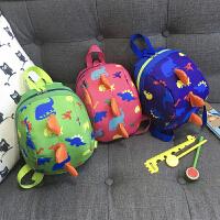 婴儿防走失书包儿童旅行防走丢幼儿背包1-3岁男可爱女宝宝小包包
