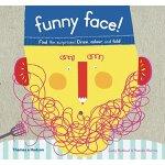 【预订】Funny Face!: Find the Surprises! Draw, Colour and Fold!