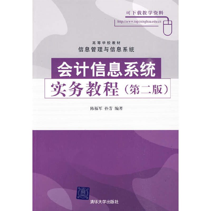 会计信息系统实务教程(第二版)(高等学校教材·信息管理与信息系统)