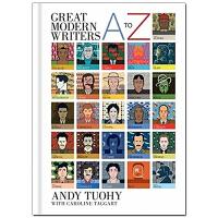 现货英文原版 A-Z Great Modern Writers 从A到Z的伟大现代作家 LITTLEHAMPTON BO