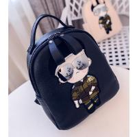 卡通小男孩子儿童双肩包韩版休闲潮男女宝宝可爱背包旅行包游玩