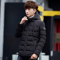 男士棉衣潮流2018新款韩版冬天