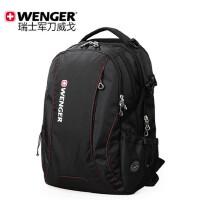 Wenger/威戈瑞士军刀商务休闲旅行时尚电脑背包双肩包男学生书包