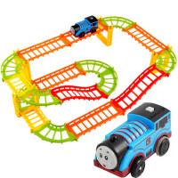 儿童玩具小火车仿真百变轨道车儿童路轨益智智力动脑男孩子同款