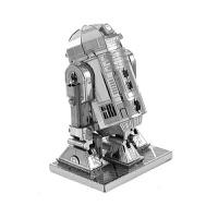 金属DIY拼装炫酷模型3D立体拼图玩具创意生日礼品星球大战