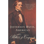 JEFFERSON DAVIS, AMERICAN(ISBN=9780375725425) 英文原版