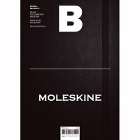 韩国Magazine B BRAND BALANCE品牌杂志No.62本期主题:Moleskine