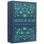 草叶集 英文原版 经典诗歌 Leaves of Grass Alma Classics Great Poets 惠特曼